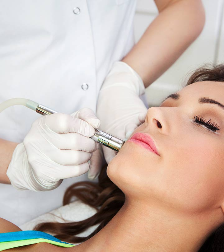 treatment using laser therapy